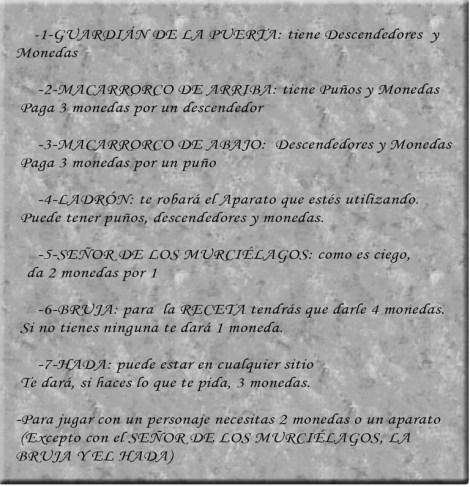 JUEGO DE LA BRUJA 4